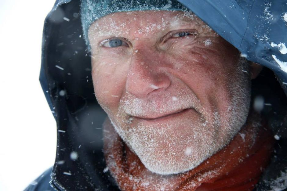 Bjørn Lytskjold kommer til Friluftshuset.