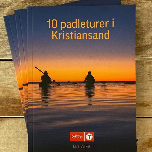 10 padleturer i Kristiansand