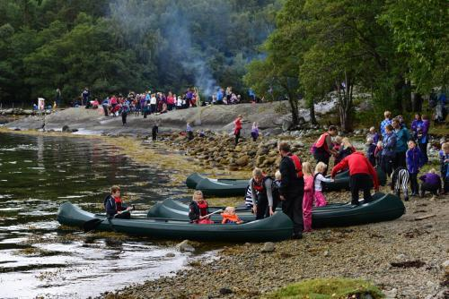 Kom deg ut dagen på Valeøya i Kvinnherad 7.9.2014