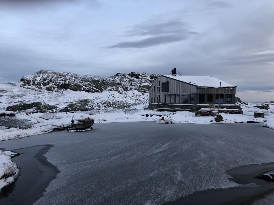 Breidablik i Kvammafjellene