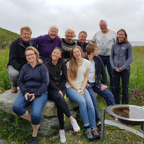 10 nye glade deltakarar med Våtkort