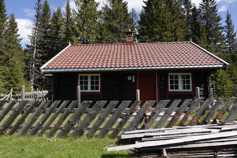 Gamle Torsætra