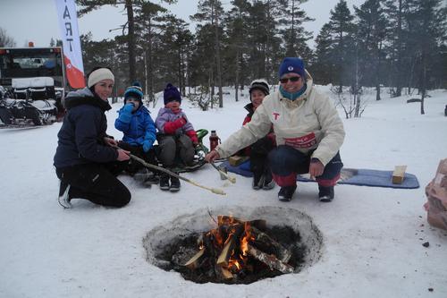 Alle er velkommen til KOM DEG UT DAGEN ved Kleivvann søndag 21. januar.