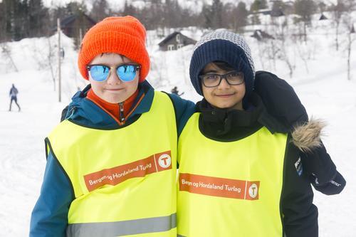 Vinteraktivitetsdag 9.mars - blir du med som frivillig?