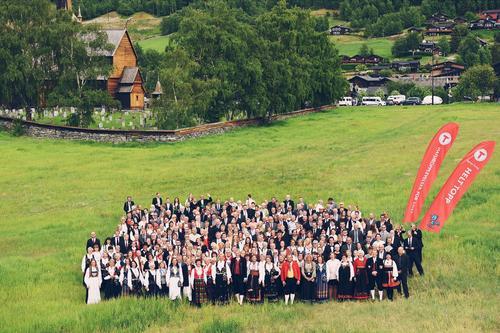 DNT sitt landsmøte MED rekorddeltaking