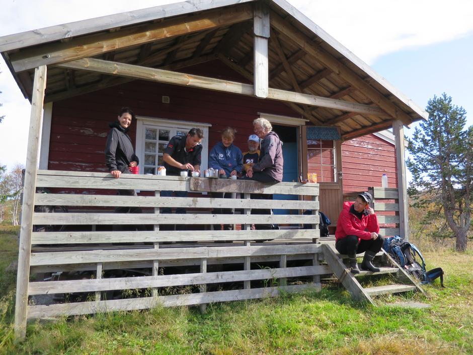 Hovstøyl teaparty 2015.