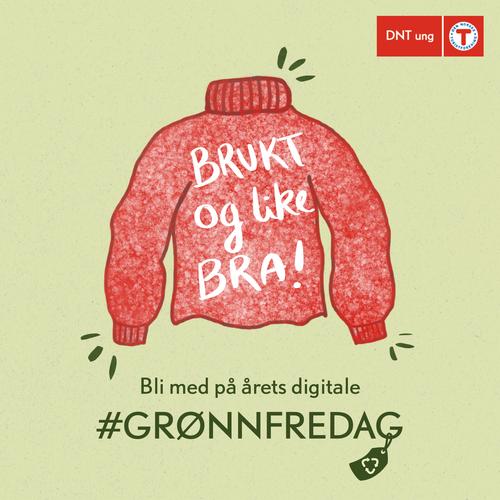 Velkommen til digital grønn fredag!