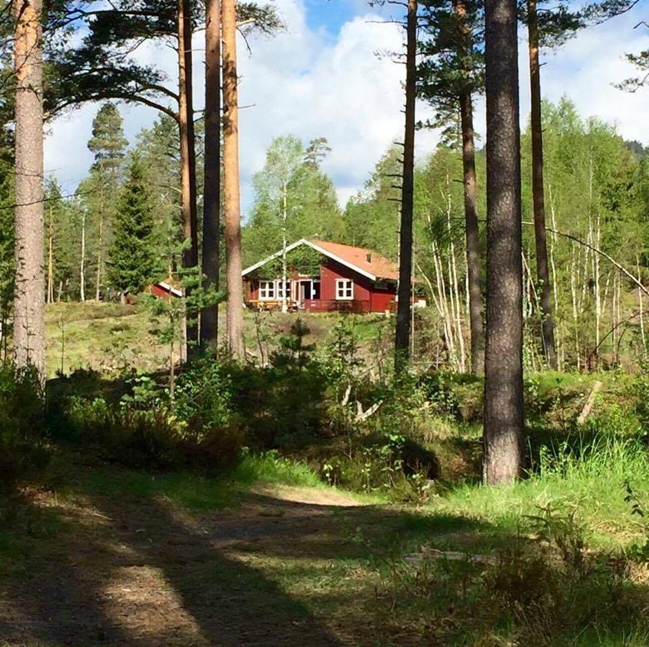 Heisetra, søndagsåpen hytte