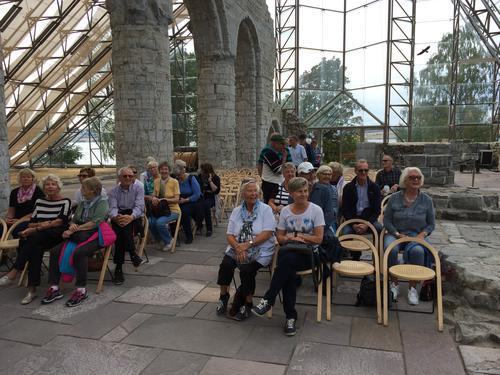 LOTs seniorer hadde en flott tur til Hamar.