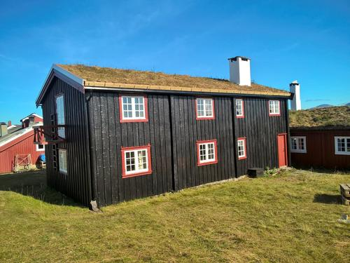 sovefløya på Storerikvollen sept 2018