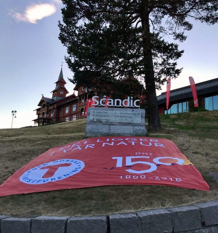 Velkommen til Scandic Holmenkollen