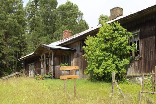 Hytjantorpet på 10-torpsrunden, Grue Finnskog