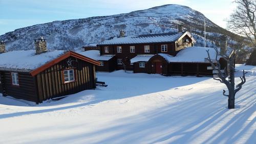 Førerapport frå Bjørnhollia 25.03.19