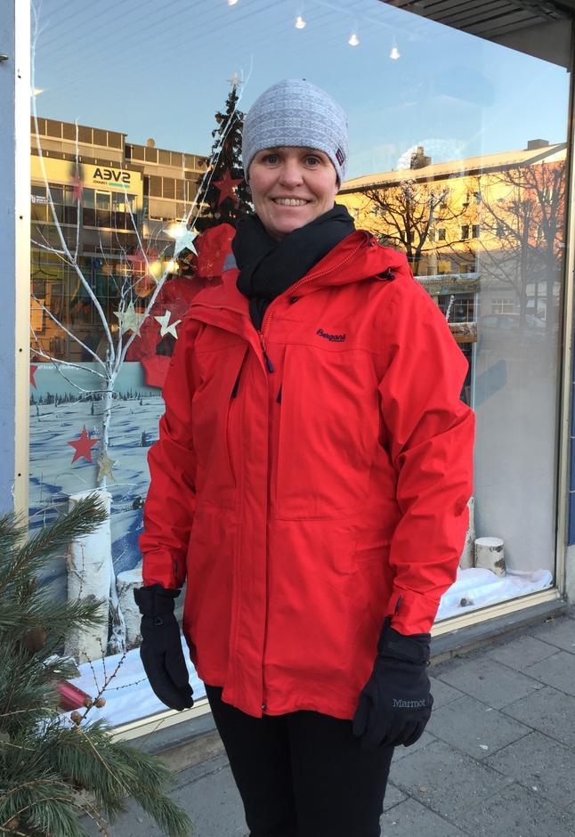 Ny jakke fra Bergans — Hamar og Hedemarken Turistforening
