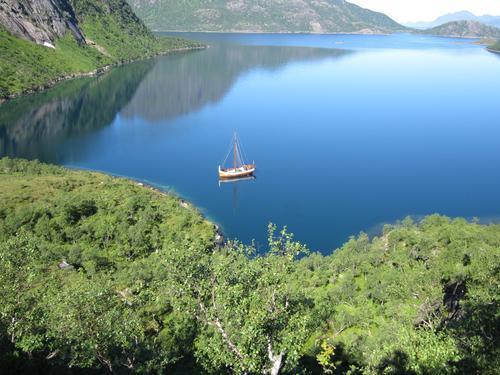 Trollfjordturen Brødrene i Austpollen 25.07.10