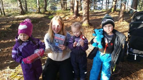 Barnas Turlag Selje, Kom Deg Ut dagen, februar 2015