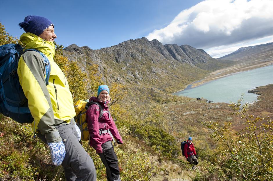 Høsten er for mange den beste tiden å gå i fjellet.