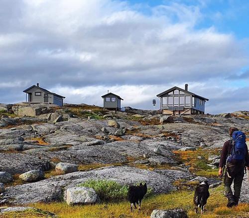 Godt besøkte hytter til tross for koronatiltak