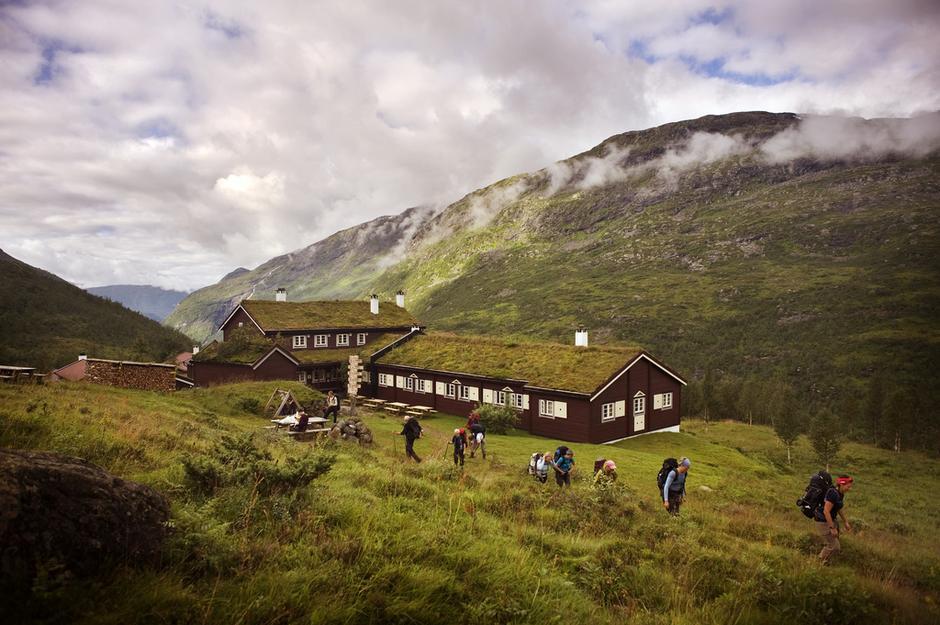 Betjente Hytter Den Norske Turistforening