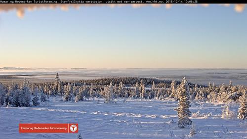 Førjulshelg på ski på Hedmarksvidda