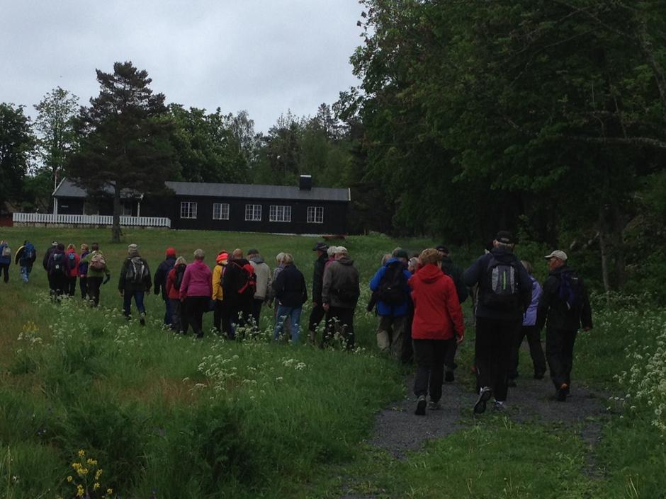 Tur på Malmøya 29.05.16
