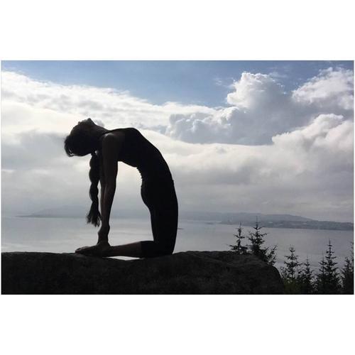 Yoga til fjells –yoga for alle!