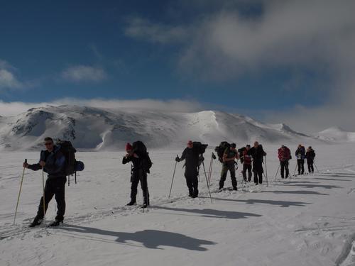 Påsketur i Sunndalsfjella