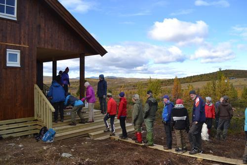 Årsmøte DNT Lillehammer 9. mars