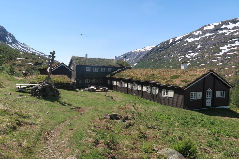 Slik er det på Skogadalsbøen nå!