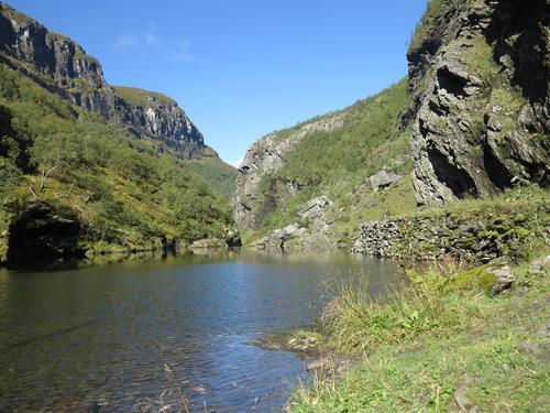 Turtips: Idylliske Aurlandsdalen
