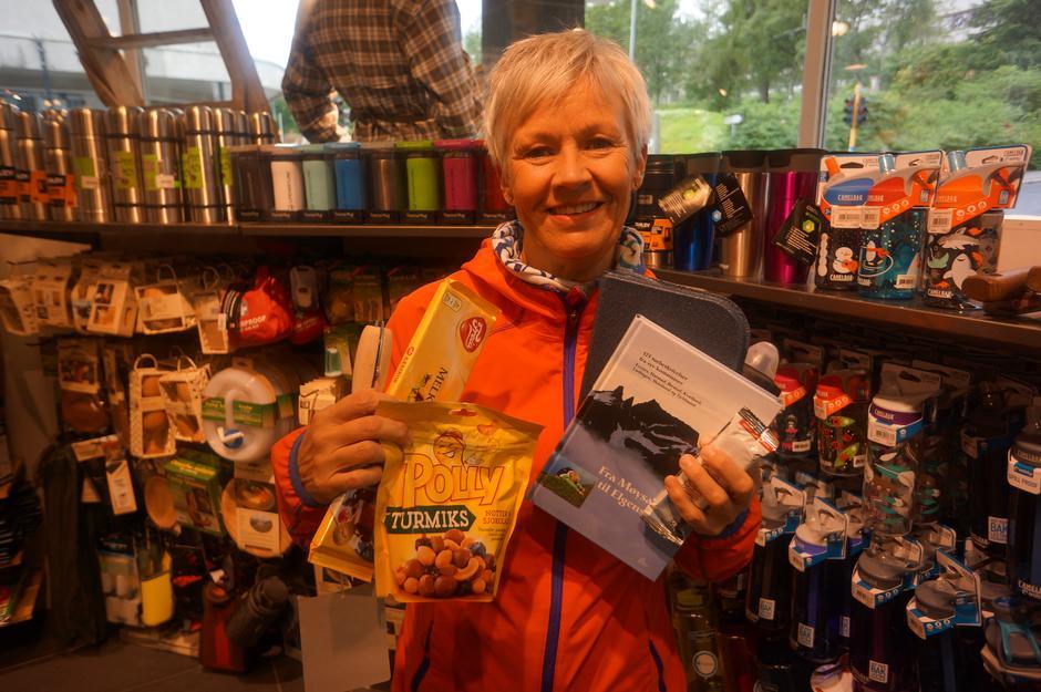 Kirsten Håkonsdatter-Berg fra Harstad vant vår facebook konkurranse .