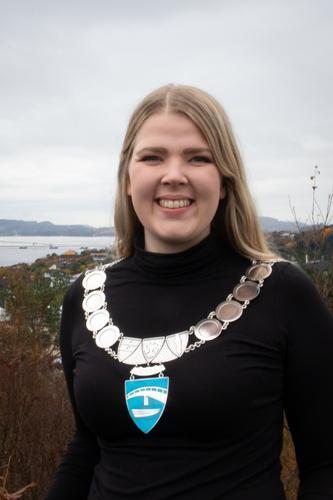 Ordførar i Alver kommune - Sara Sekkingstad