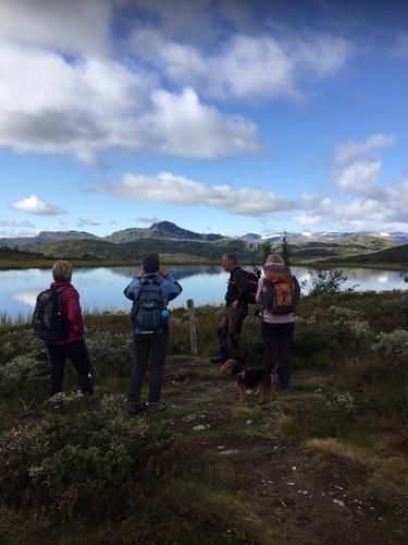 3. september hadde Seniorgruppa tur til Melbystølen