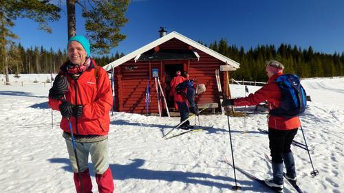 Tur til Vollkoia/Blåmyrkoia 16.03.16.