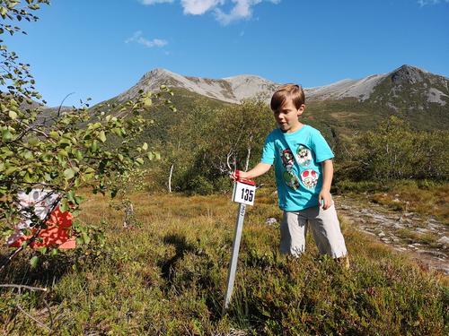 Over 100 små og store markerte starten av Friluftslivets uke i Rauma