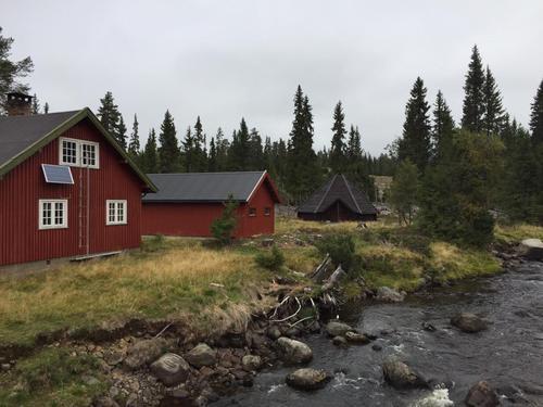 Besøk HHTs hytter i høst