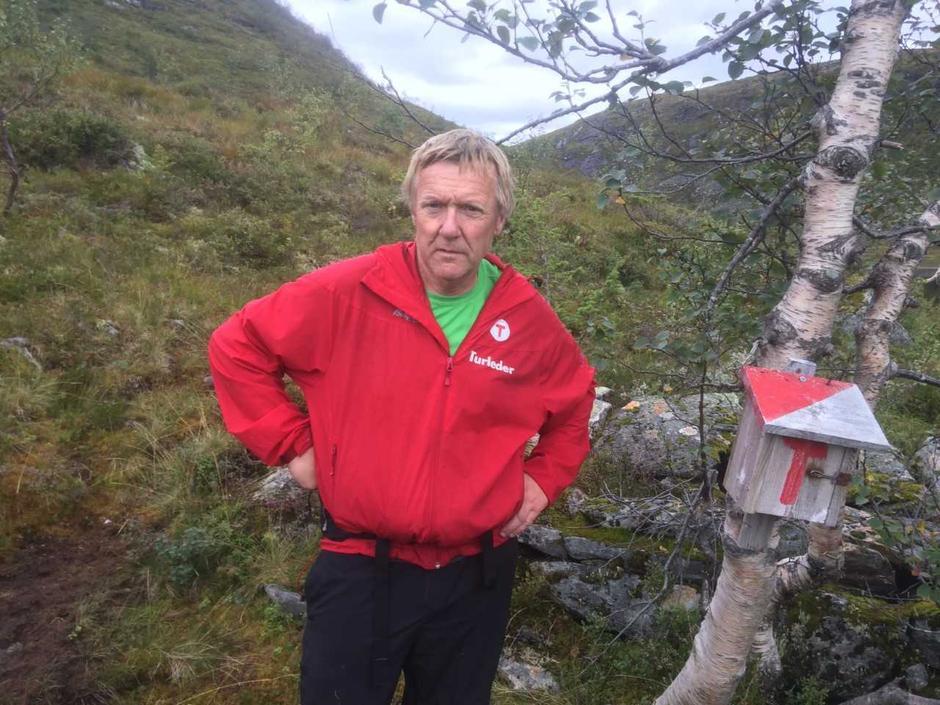 IST-leiar Kjell Arne Hjellbrekke.