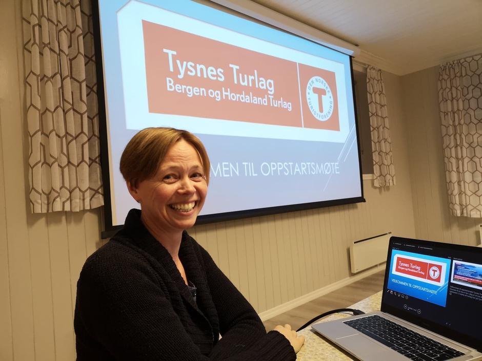 Informasjonsmøte Tysnes Turlag