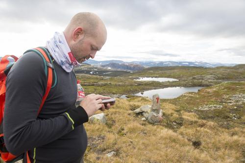GPS og smarttelefonar