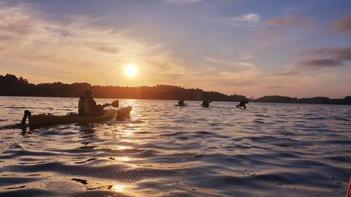 Aktiv Padling: Melsomvik-Håøya