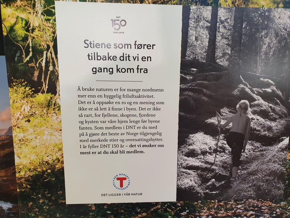 Historikk og inspirasjon på Strømmen Storsenter
