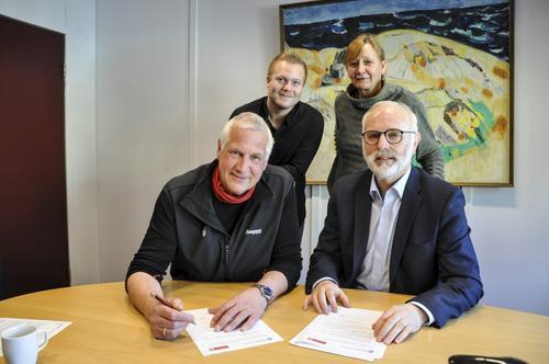 Treårig avtale med Notodden kommune er signert
