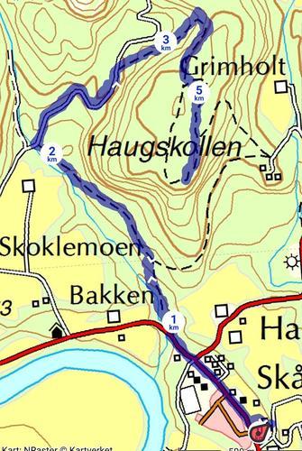 Turstier i Hvarnes