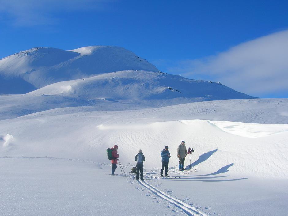 Gi bort en unik skitur i uberørt natur.
