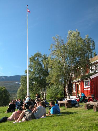 Uke 41. Forholdene i fjellet i Trollheimen og Sylan