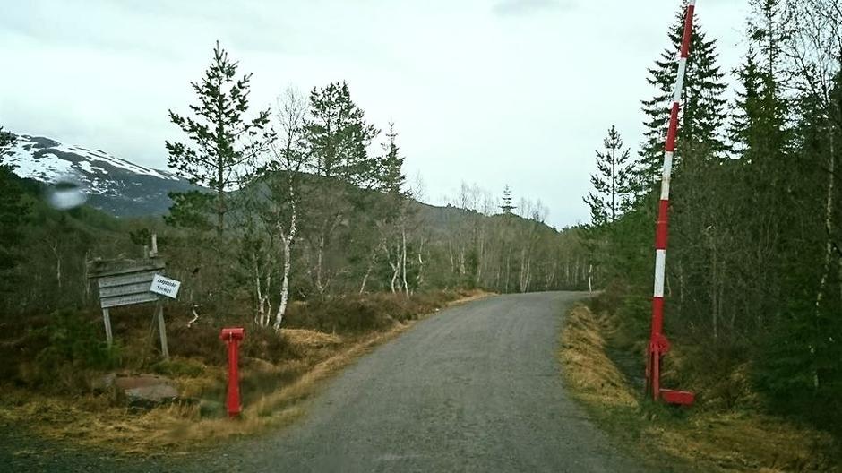 Bommen er åpnet på veien inn til Malmesetra. Fotturen kan nå legges til Feskarbua og Langdalsbu