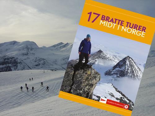 NY TURBOK: 17 bratte turer midt i Norge