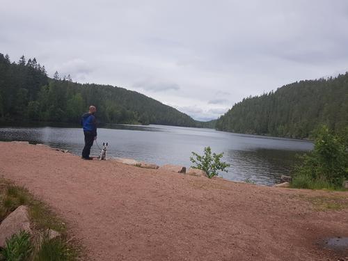 Ebbestadvannet i Svelvik