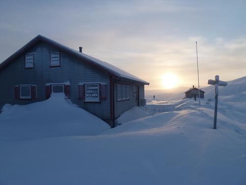 Flotte forhold i Tafjordfjella og Sunnmøre