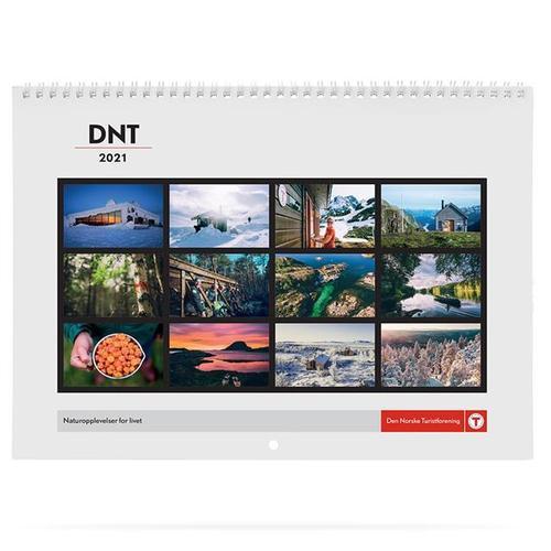 DNT-kalenderen for 2021 er endelig å få tak i!